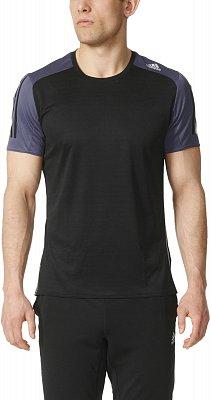Pánské běžecké tričko adidas Response Short Sleeve Tee m