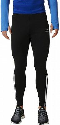 Pánské běžecké kalhoty adidas Response Warm Tight m