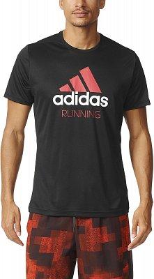 Pánské běžecké tričko adidas Performance Running