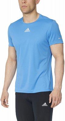 Pánské běžecké tričko adidas Sequencials Climalite Run SS T m