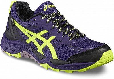 Dámské běžecké boty Asics Gel Fujitrabuco 5 G-TX