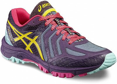 Dámské běžecké boty Asics Gel Fujiattack 5