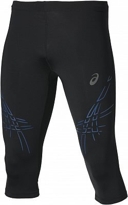 Pánské běžecké kalhoty Asics Stripe Knee Tight