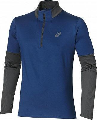 Pánské běžecké tričko Asics Lite-Show LS 1/2 Zip