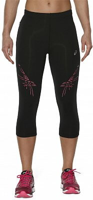 Dámské běžecké kalhoty Asics Stripe Knee Tight