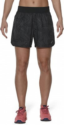 Asics fuzeX 5.5In Print Short