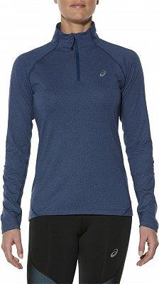 Dámské běžecké tričko Asics LS 1/2 Zip Jersey