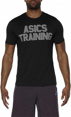 Pánské sportovní tričko Asics Graphic Top