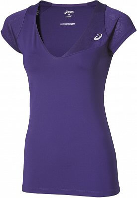Dámské tenisové tričko Asics Athlete SS Top