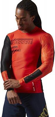 Pánské fitness tričko Reebok CrossFit LS Compression Shirt