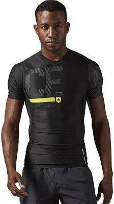 Pánské fitness tričko Reebok CrossFit SS Compression Shirt
