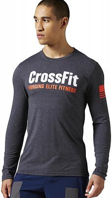 Reebok CrossFit Forging Elite Fitness LS Tee