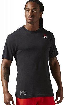 Pánské fitness tričko Reebok CrossFit Cordura Tee