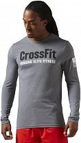 Reebok CrossFit Forging Elite Fitness LS Tee