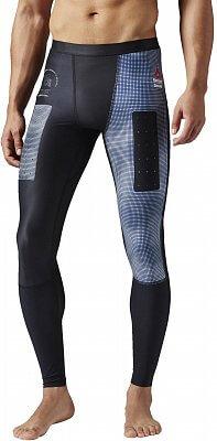 Pánské sportovní kalhoty Reebok CrossFit Compression Tight v1