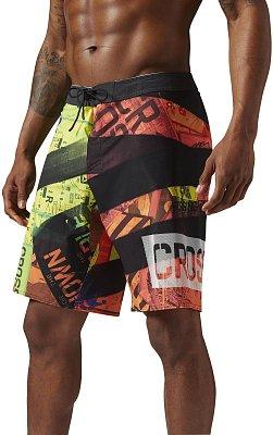 Pánské fitness kraťasy Reebok CrossFit Super Nasty Core Primed