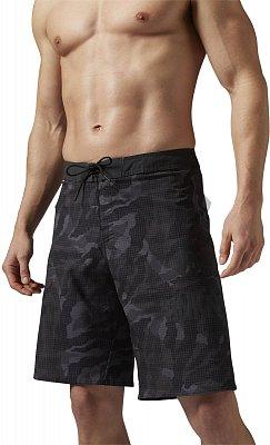 Pánské fitness kraťasy Reebok CrossFit Super Nasty Core Camo