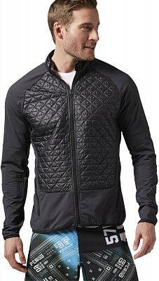 Pánská sportovní bunda Reebok One Series Primaloft Insulated Jacket