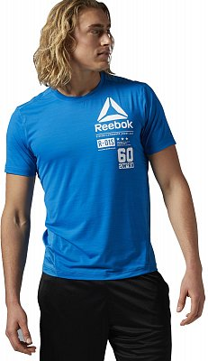 Pánské fitness tričko Reebok One Series ACTIVChill SS Top