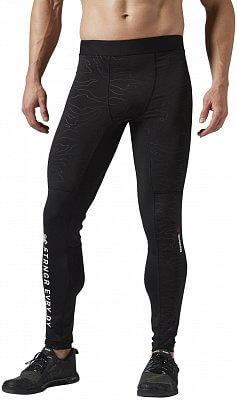 Pánské sportovní kalhoty Reebok One Series SpeedWick Thermal Tight