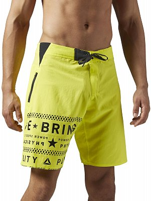 Pánské fitness kraťasy Reebok One Series Lightweight Nasty Board Short