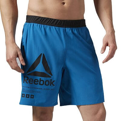 Pánské fitness kraťasy Reebok One Series SpeedWick Stretch Woven Short