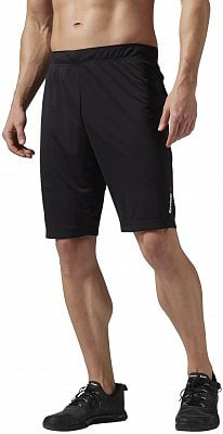 Reebok One Series Antimicrobial Knit Short