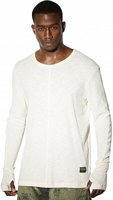 Pánské fitness tričko Reebok RNF LS Thermal