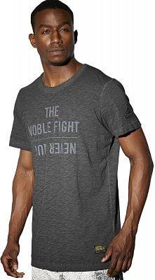 Pánské fitness tričko Reebok RNF Never Quit Tee