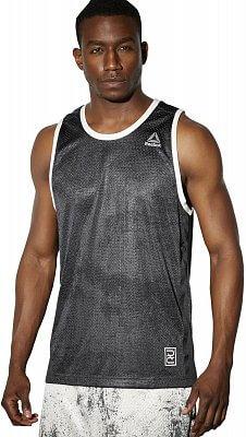 Pánské fitness tričko Reebok RNF Boxing Tank