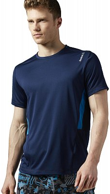 Pánské fitness tričko Reebok WorkOut Ready Tech Top