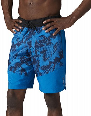 Pánské fitness kraťasy Reebok WorkOut Ready Graphic Board Shorts