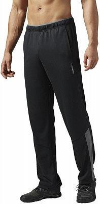 Pánské sportovní kalhoty Reebok WorkOut Ready Open Hem Knit pants