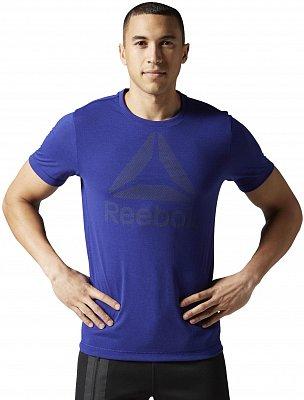 Pánské fitness tričko Reebok WorkOut Ready Big Logo Supremium Tee