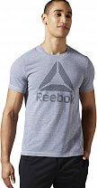 Reebok WorkOut Ready Big Logo Supremium Tee