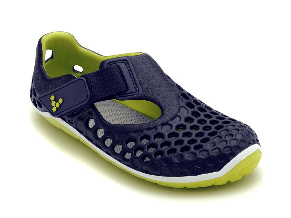 Detská vychádzková obuv VIVOBAREFOOT ULTRA K EVA Navy/Sulphur