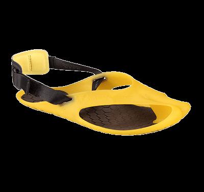 Pánske bežecké topánky VIVOBAREFOOT Achilles M Yellow
