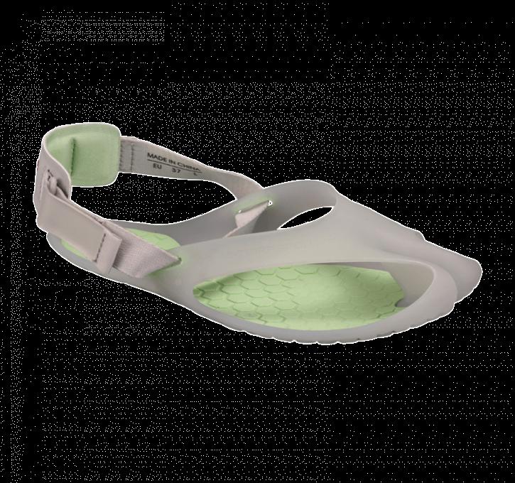 Dámská vycházková obuv VIVOBAREFOOT Achilles L Grey/ Mint