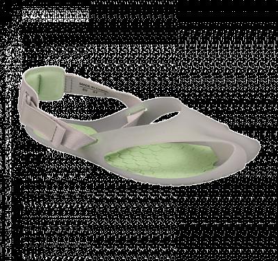 Dámska vychádzková obuv VIVOBAREFOOT Achilles L Grey/ Mint
