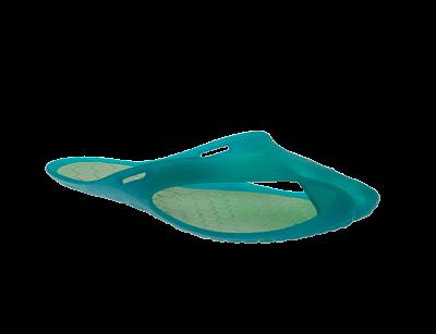 Dámská vycházková obuv VIVOBAREFOOT Achilles  L Teal