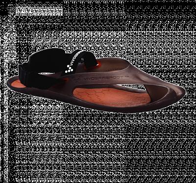 Dámská vycházková obuv VIVOBAREFOOT Achilles  L Black/Salmon