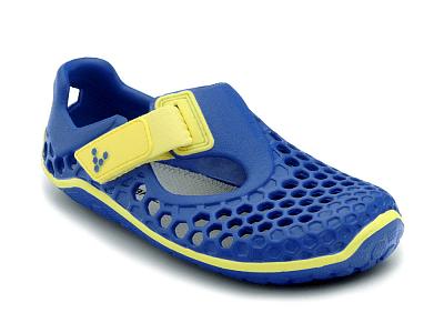 Dětská vycházková obuv VIVOBAREFOOT Ultra Kids Royal Blue
