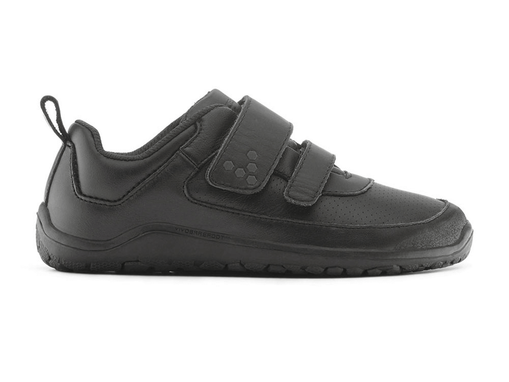 Detská vychádzková obuv VIVOBAREFOOT NEO Kids Black