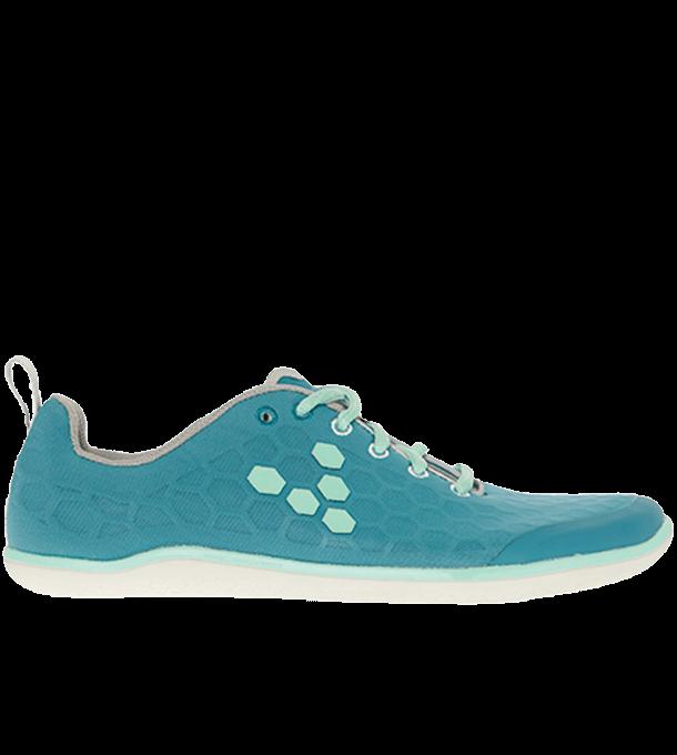 Dámske bežecké topánky VIVOBAREFOOT STEALTH L Grey/Teal