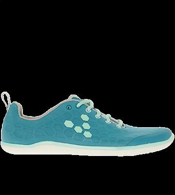 Dámské běžecké boty VIVOBAREFOOT STEALTH L Grey/Teal
