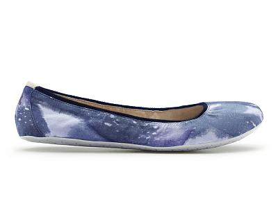 Dámská vycházková obuv VIVOBAREFOOT JING JING SOFA CHOOLIPS