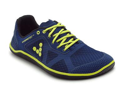 Pánské běžecké boty VIVOBAREFOOT One M Navy