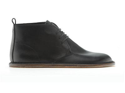 Dámská vycházková obuv VIVOBAREFOOT PORTO L Black