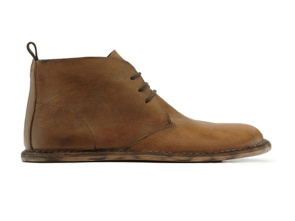 Dámská vycházková obuv VIVOBAREFOOT PORTO L Tan
