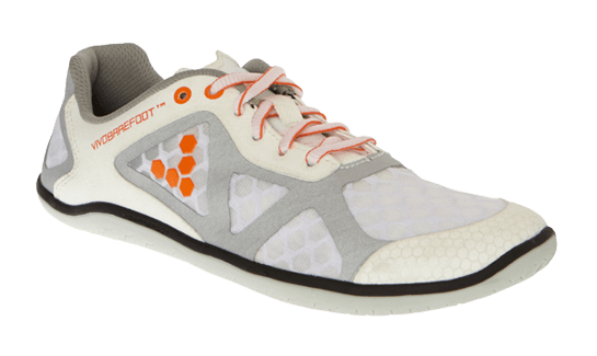 Obuwie barefoot VIVOBAREFOOT One L TC White/Orange